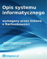 opis systemy księgowego